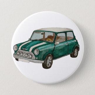 Classic Mini 3 Inch Round Button