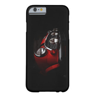 Classic Mini with rally lights iPhone 6 case