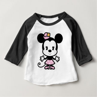 Classic Minnie | Cartoon Baby T-Shirt