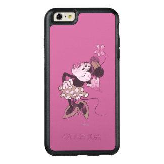 Classic Minnie | Distressed OtterBox iPhone 6/6s Plus Case