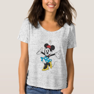 Classic Minnie | Excited T-Shirt