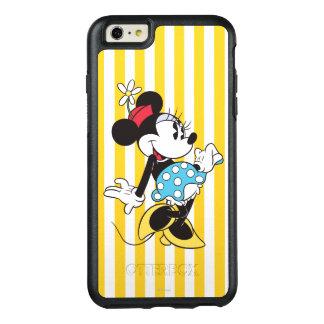 Classic Minnie | Flower OtterBox iPhone 6/6s Plus Case