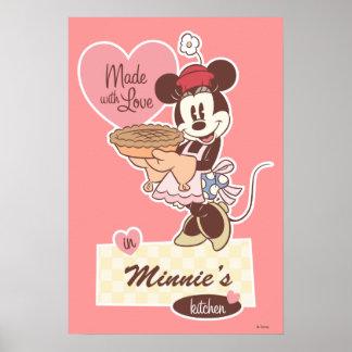 Classic Minnie | Kitchen Poster