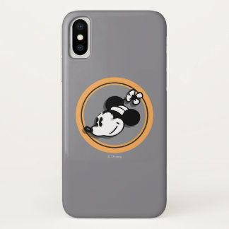 Classic Minnie Mouse iPhone X Case