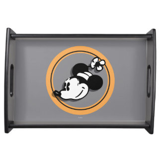 Classic Minnie Mouse Serving Tray