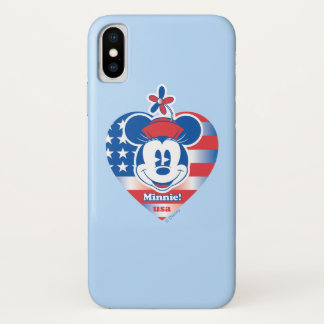 Classic Minnie | Patriotic Case-Mate iPhone Case