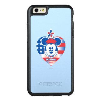 Classic Minnie | Patriotic OtterBox iPhone 6/6s Plus Case