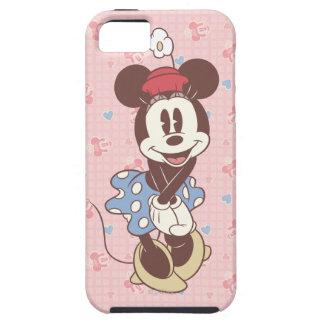Classic Minnie | Sepia iPhone 5 Cases
