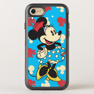 Classic Minnie | Vintage OtterBox Symmetry iPhone 7 Case