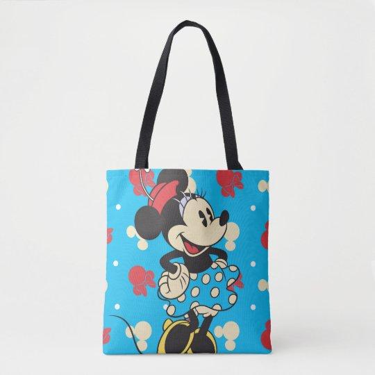 Classic Minnie | Vintage Tote Bag