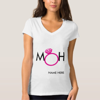 CLASSIC MOH MAID OF HONOR TEE
