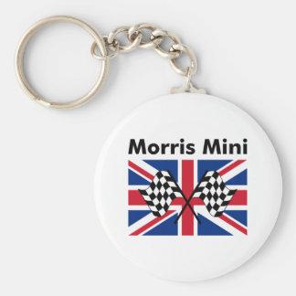 Classic Morris Mini Keychain