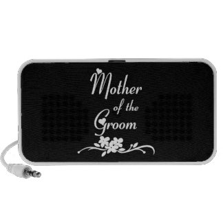 Classic Mother of the Groom Travel Speaker
