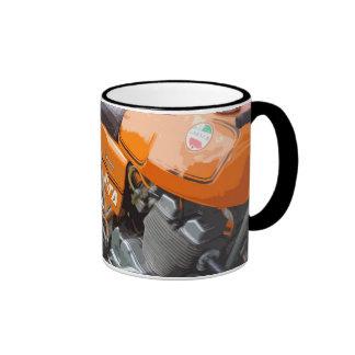 CLASSIC MOTORCYCLE 11 (mug) Ringer Mug