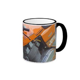 CLASSIC MOTORCYCLE 1 (mug) Ringer Mug