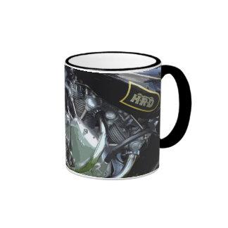 CLASSIC MOTORCYCLE 4 (mug) Ringer Mug