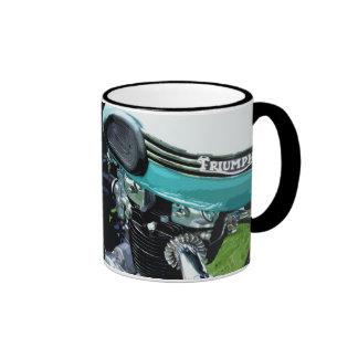 CLASSIC MOTORCYCLE 5 (mug) Ringer Mug