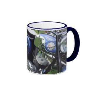 CLASSIC MOTORCYCLE 6 (mug) Ringer Mug