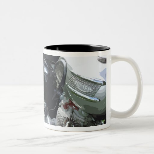 CLASSIC MOTORCYCLE 7 (mug)
