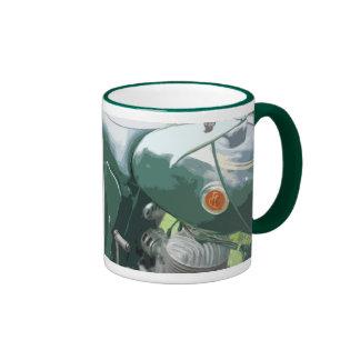 CLASSIC MOTORCYCLE 8 (mug) Ringer Mug