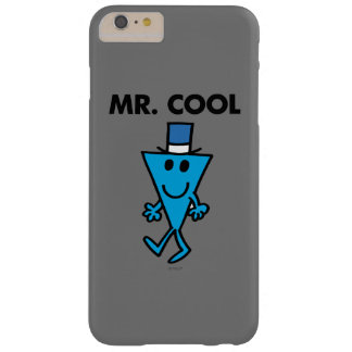 Classic Mr. Cool Pose Barely There iPhone 6 Plus Case