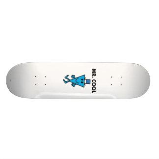 Classic Mr. Cool Pose Skate Board Decks