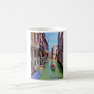 Classic mug featuring a narrow canal in Venice