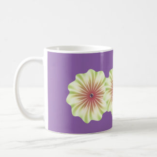 Classic Mug  Featuring Morning Glories