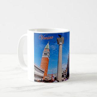 Classic mug featuring Venice's Piazza San Marco
