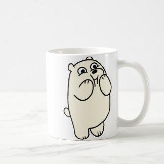 Classic Mug Funny Bear Design