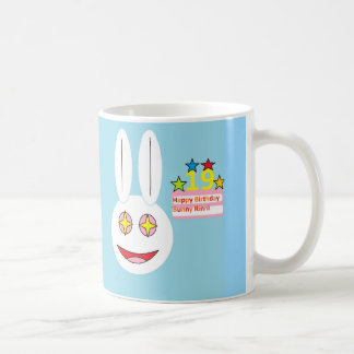 Classic Mug Happy Birthday Bunny Rinni
