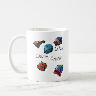Classic Mug, Let it snow Coffee Mug