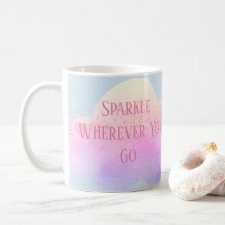 Classic Mug - Sparkle!