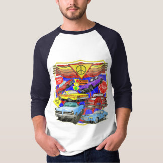 Classic Muscle Cars T-shirts and Gifts