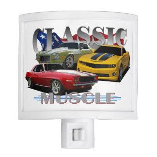 Classic Muscle Nite Light