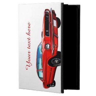 Classic Mustang iPad Air No Kickstand Cover iPad Air Case
