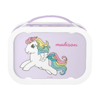 Classic My Little Pony | I Want a Pony Script Lunch Box