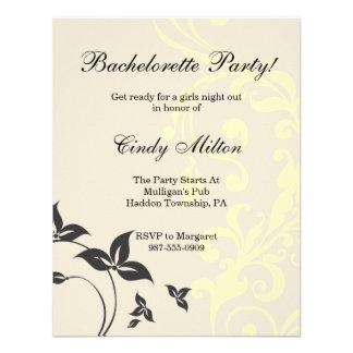Classic Nature Design Personalized Invitations