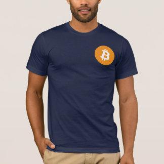 Classic Navy Bitcoin Tee