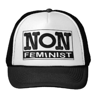 Classic non-Feminist logo Trucker Hat