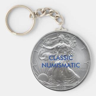 CLASSIC NUMISMATIC KEYCHAIN