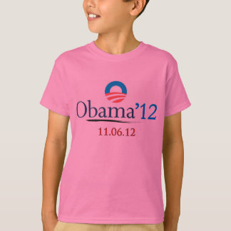 Classic Obama 2012 Kid's T-Shirt