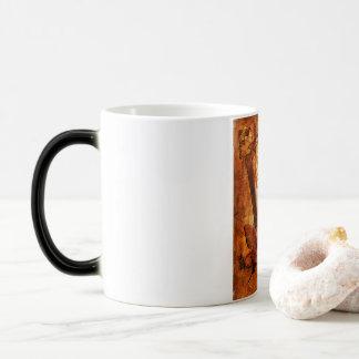 classic orange mugs