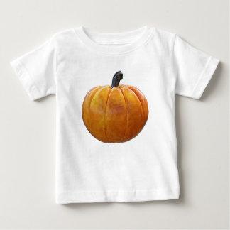 Classic Orange Pumpkin Baby T-Shirt