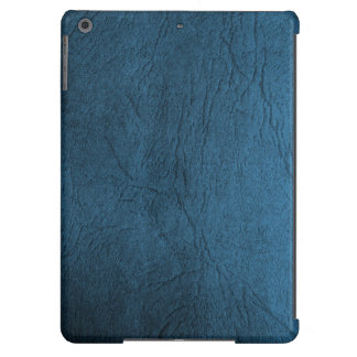 Classic Pale Blue Leather Print #2 Cover For iPad Air