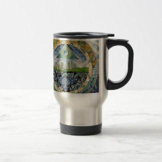 Classic Paranoia Travel Mug
