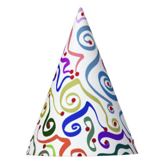 Classic Party Hat Design by Leslie Harlow