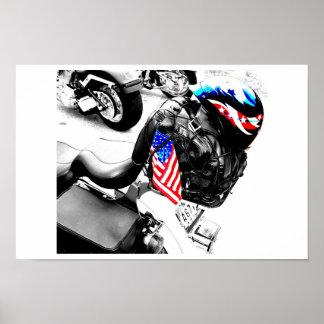 Classic Patriotism Poster