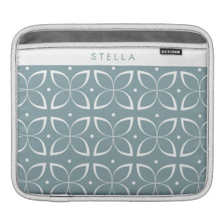 Classic Pattern Ipad Sleeve
