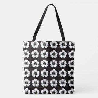 Classic-Petunia_Love(c) Multi- & Styles-Floral Tote Bag